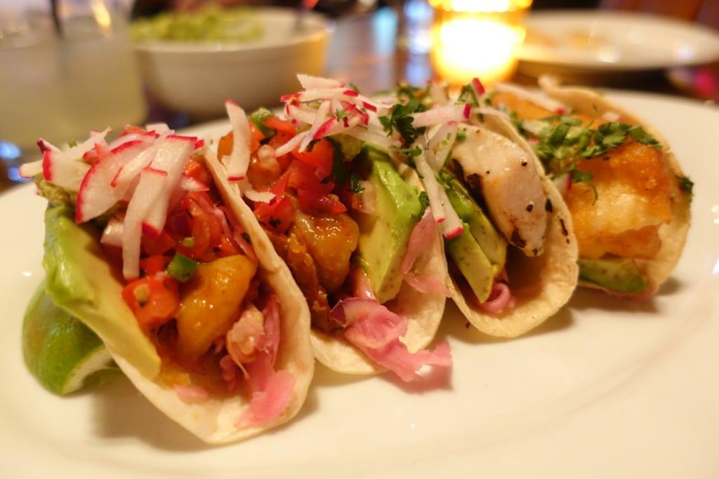 Tacos - El Toro Blanco, NYC