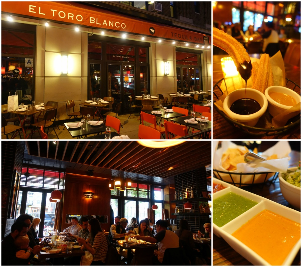 Fun Mex In The Village: El Toro Blanco | NYC | Honey, Whats Cooking