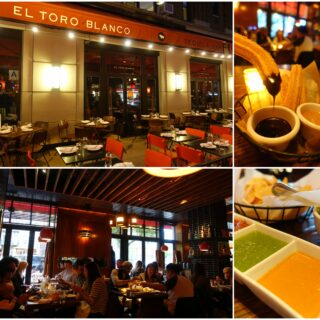 Fun Mex In The Village: El Toro Blanco | NYC