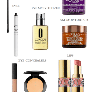 Friday Favorites : 5 Beauty Essentials