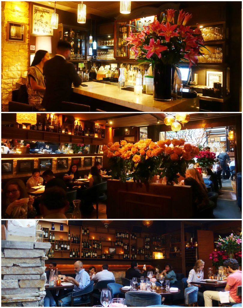Bar, Main Room, Garden Room - Salinas NYC
