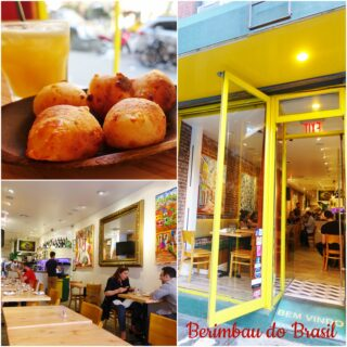 Cozy Brazilian on Charming Carmine: Berimbau do Brasil | NYC