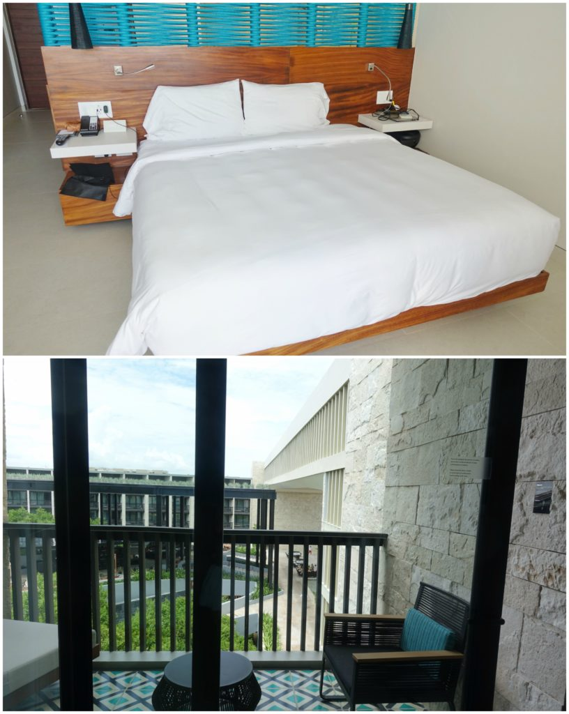 1 King Room - Grand Hyatt Playa del Carmen, Mexico
