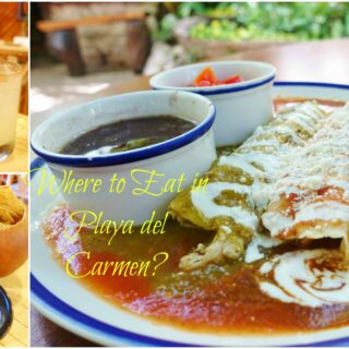 Where to Eat in Playa del Carmen?