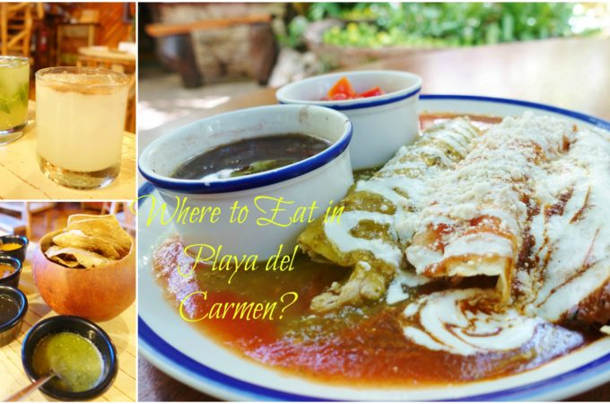 Where to Eat in Playa del Carmen, Mexico?
