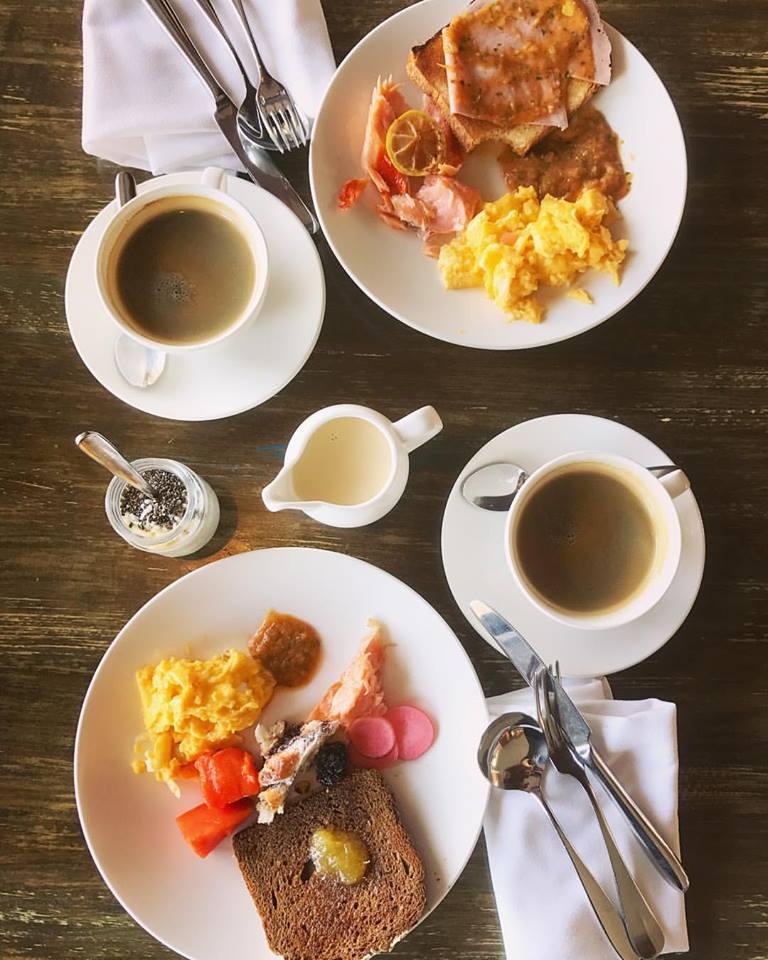 Club Level Breakfast - Grand Hyatt Playa del Carmen, Mexico
