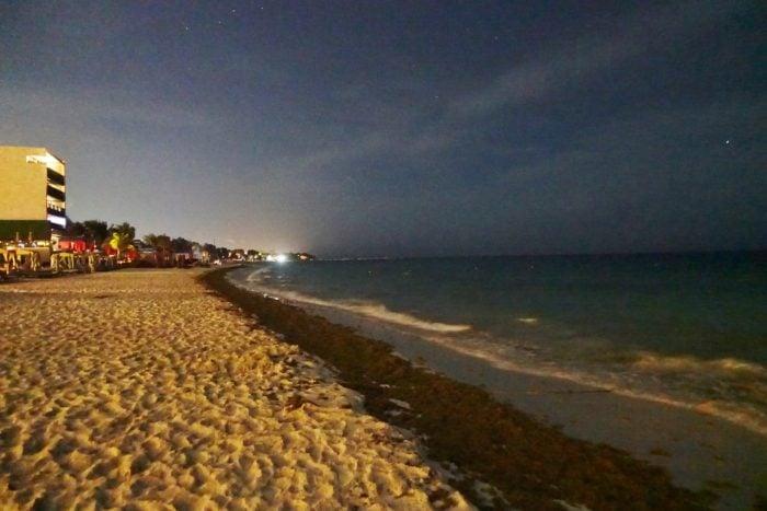 Beach - Playa del Carmen, Mexico