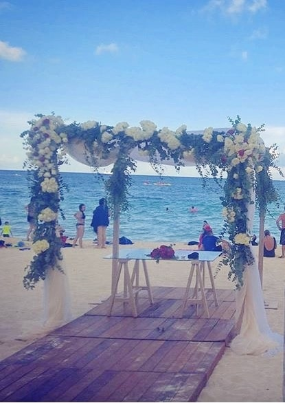 Beach Wedding - Grand Hyatt Playa del Carmen, Mexico