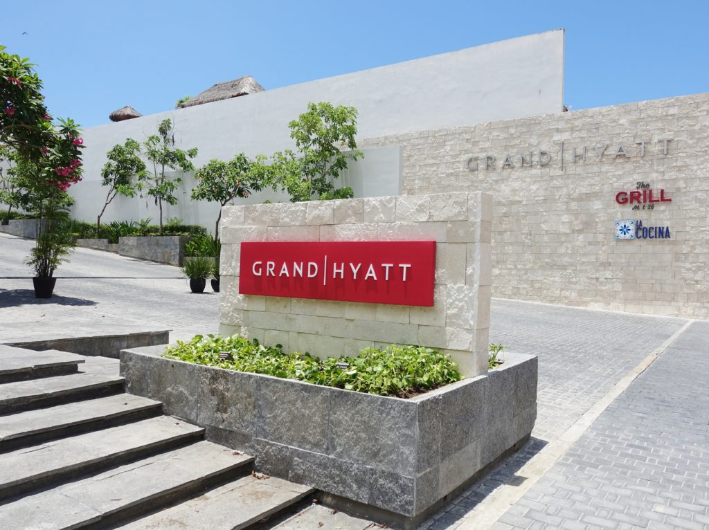 Grand Hyatt Playa del Carmen, Mexico
