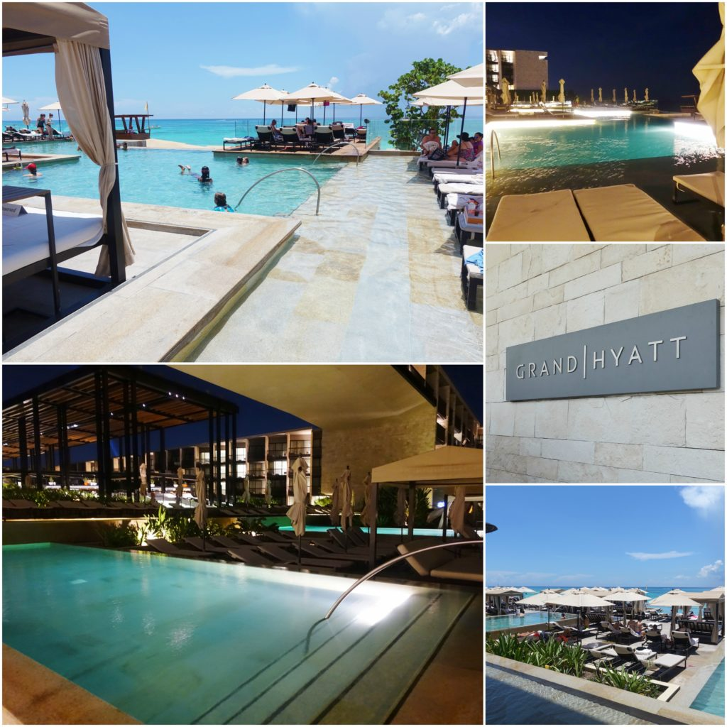 Pool - Grand Hyatt Playa del Carmen, Mexico