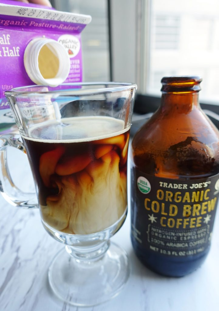 Trader Joe's Organic Cold Brew