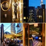 Romantic Rooftop Bar: Upstairs at The Kimberly Hotel | NYC