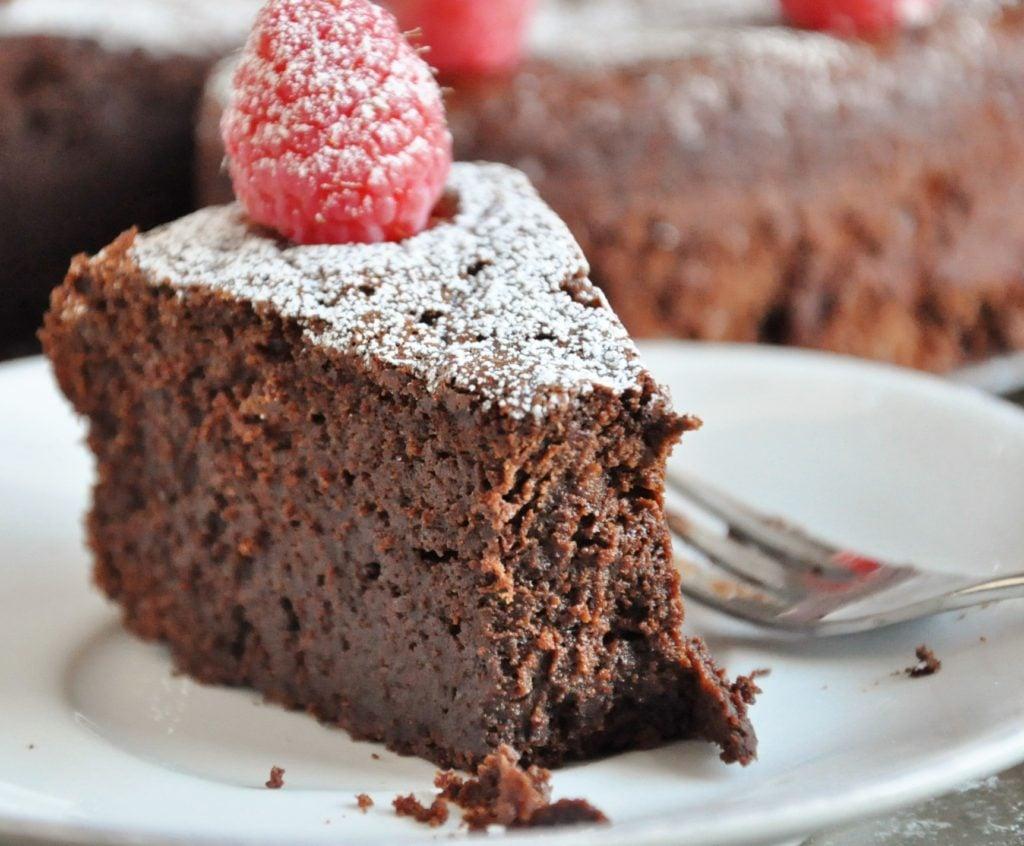 Sugar Free Flourless Chocolate Cake Recipe