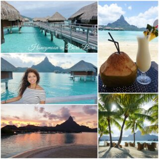 Honeymoon in French Polynesia: Bora Bora (part 2)