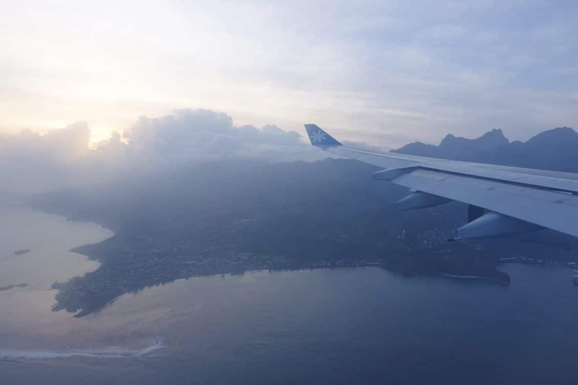 Air Tahiti Nui - LAX to PPT