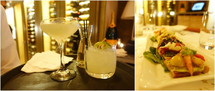 Cocktails, Crostini - Fig & Olive, Newport Beach, CA