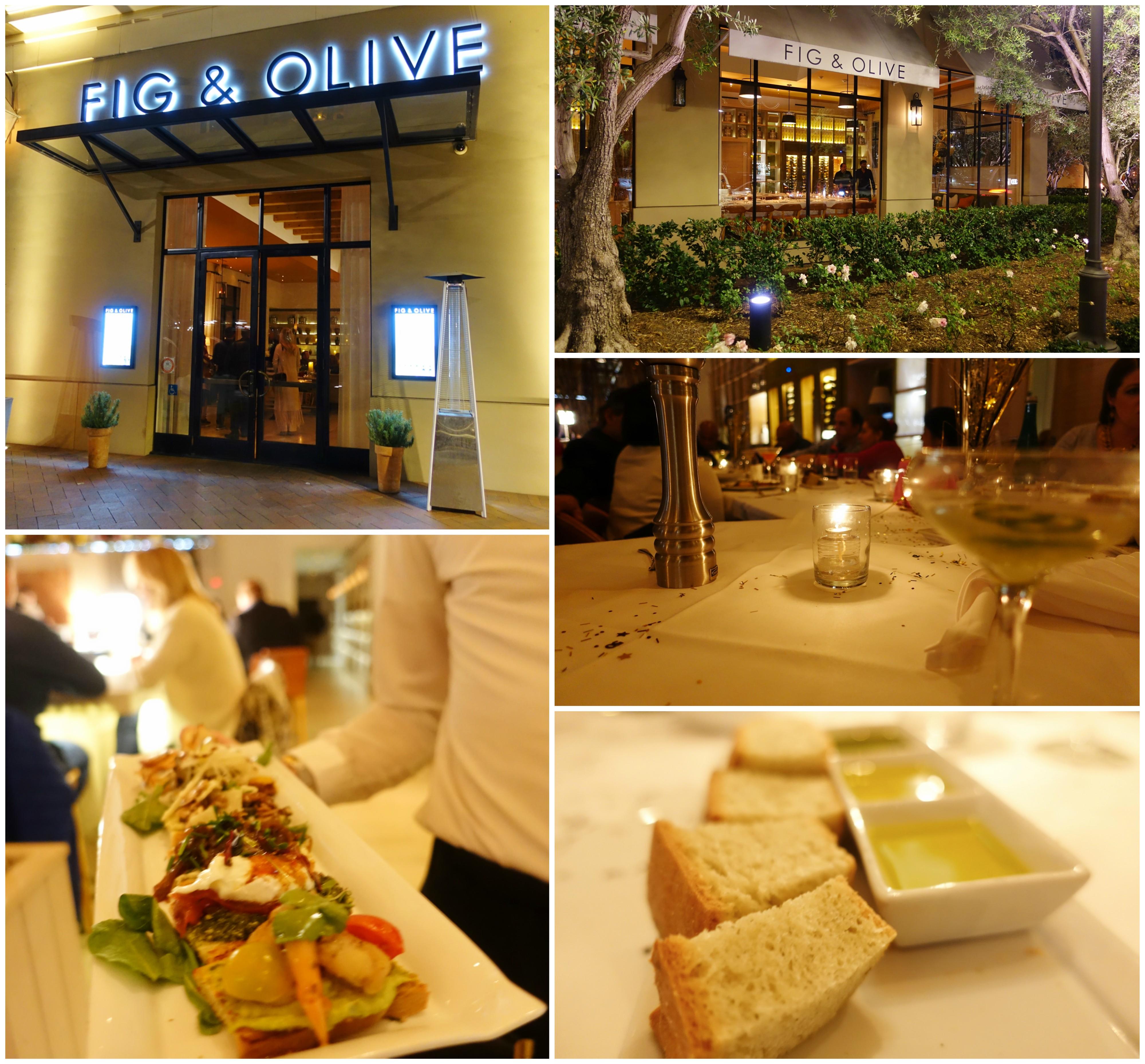 My Husband\'s Birthday: Fig & Olive | Newport Beach, CA - Honey ...