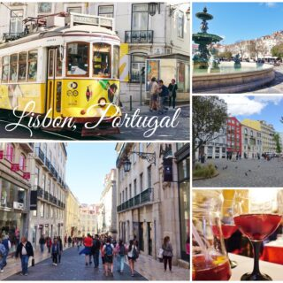 Lisbon, Portugal : Where to Stay & What to do?