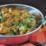 Punjabi Chicken Curry - healthy, gluten-free
