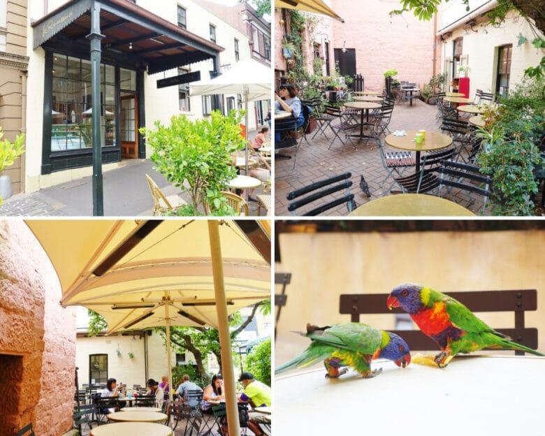 La Renaissance Patisserie & Cafe - Sydney, Australia