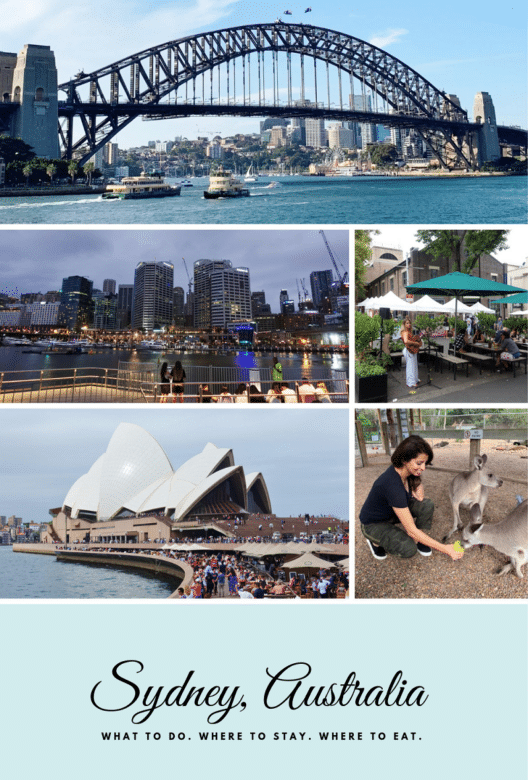 Travel Guide Sydney Australia