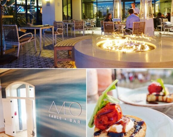 Aveo Table + Bar, Dana Point, CA