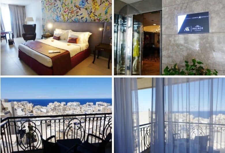 AX Palace Hotel Sliema