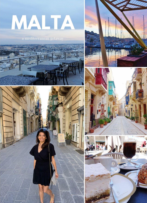 Malta in 4 Days - A Mediterranean Getaway