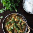 Dhaniya Chicken Curry | Coriander Chicken Curry (healthy, gluten-free, high protein)
